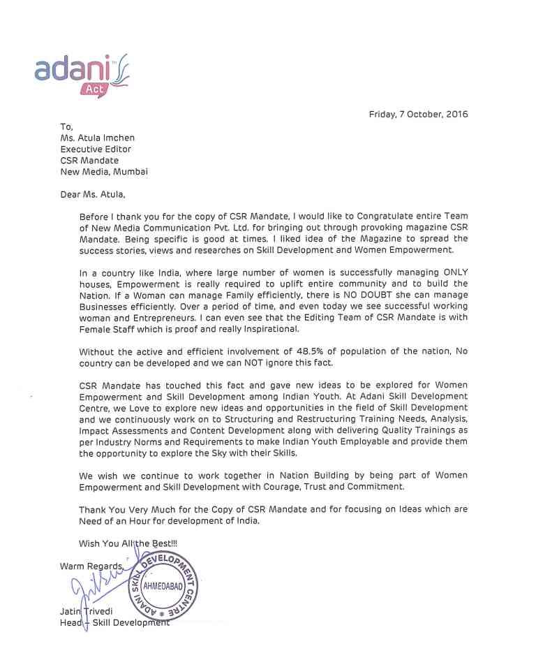 adani-appreciation-letter1-_07-10-2016