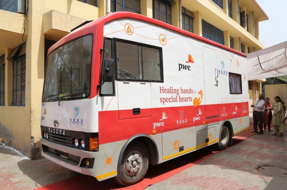 PwC India Foundation And Bal Umang Drishya Sansthan Launch
